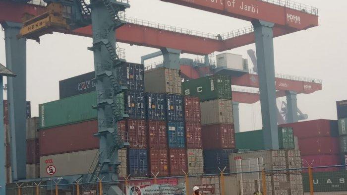 Para Eksportir dan Pengusaha Diimbau Gunakan Pelabuhan Jambi