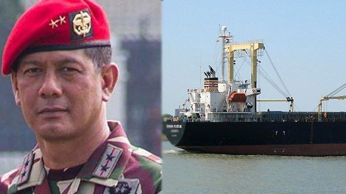 Ngeri, Kisah Doni Monardo di Kopassus Bebaskan Sandera Kapal MV Sinar Kudus, Denjaka Kopaska