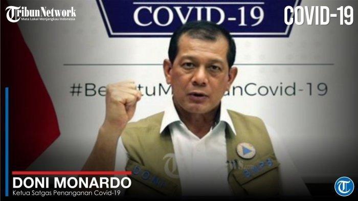 Presiden Jokowi Ingin Kepala BNPB Jenderal Aktif, Letjen TNI Doni Monardo Akan Diganti