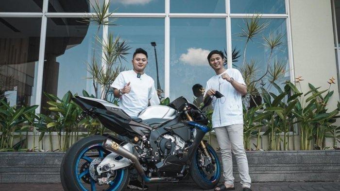 Sosok Lanang Cikal, Pembeli Motor Lelang Doni Salmanan Seharga Rp 800 Juta untuk Bantuan Covid-19