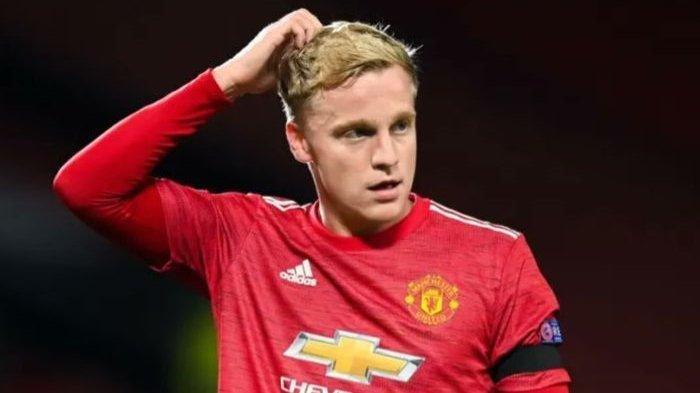 RUMOR Transfer Man United, Donny van de Beek Diiisukan Hengkang ke Juventus Januari 2022