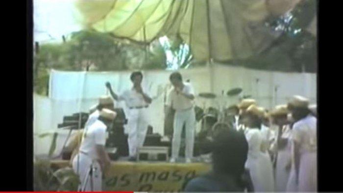 Langka! Video Lawas Dono dan Kasino Warkop DKI Ikut Ngospek Mahasiswa Baru UI 1970-an