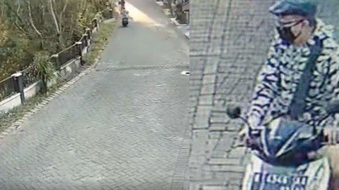 Terekam Kamera CCTV Dosen di Malang Dipegang Bagian Sensitifnya, Sang Anak Kini Alami Trauma