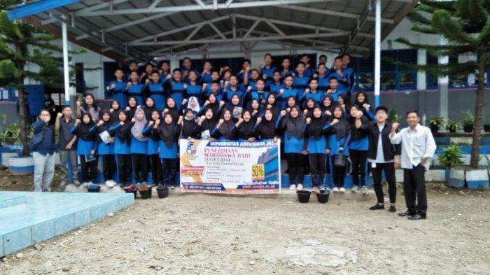 Unaja Sosialisasi ke Sekolah-sekolah di Jambi, Hingga ke Kerinci
