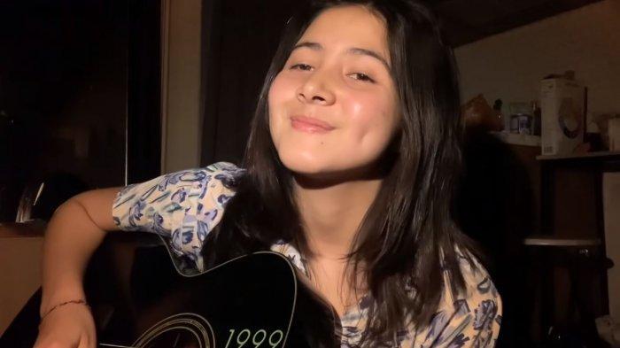 Lirik Lagu Bahagia Cover Bulan Sutena, Lengkap dengan Link Downlaod Lagunya