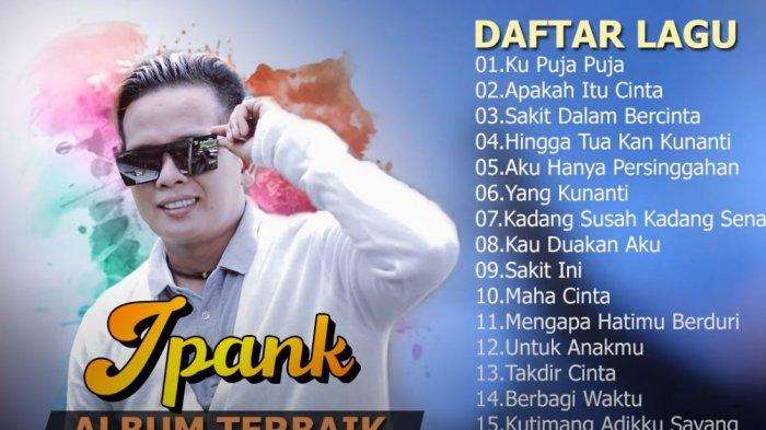 Link Download 50 Lagu Minang Nonstop, Ada Video Lagu Padang Ipank dan Andra Respati Full Album 2021