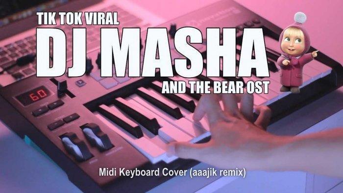 Download MP3 Musik DJ Masha And The Bear yang Viral TikTok Remix Terbaru 2020, Link Tersedia
