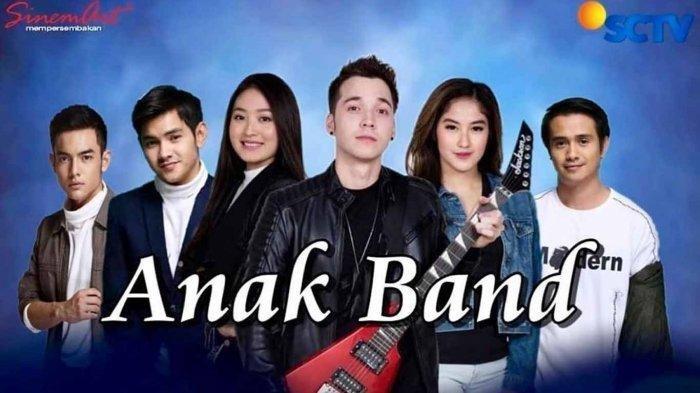 Download Lagu MP3 'Jangan Pergi Lagi - Natasha Wilona', Jadi OST Sinetron Baru Anak Band di SCTV
