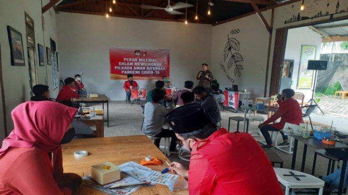 Peran Millenial Jambi Ciptakan Pilkada Aman Untuk Tingkatkan Partisipasi Pemilih