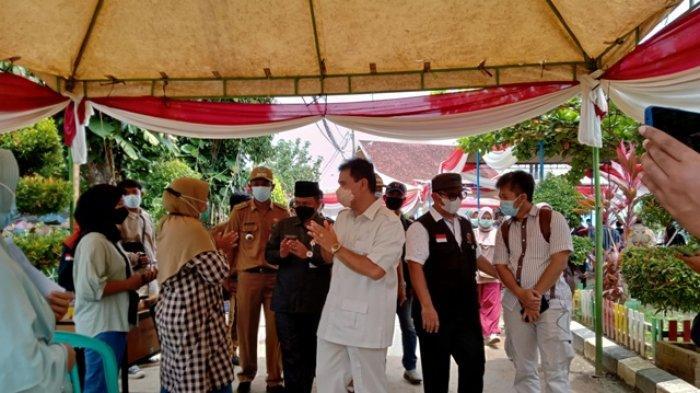 DPR RI Dibantu Pujakesuma Gelar Vaksinasi di Jambi, Wakil Wali Kota Jambi Ucap Terima Kasih