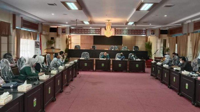 DPRD Kota Sungai Penuh Terima Kunjungan Kerja DPRD Tanjung Jabung Timur