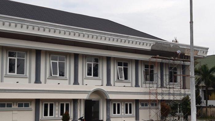 DPRD Provinsi Jambi, Belum Mau Tempati Gedung Baru, Padahal Sudah Selesai Dibangun dari 2019 Lalu