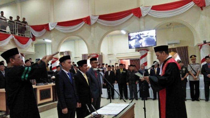 Jadi Ketua DPRD Sarolangun Tantowi Larang Anggota Dewan Main Proyek
