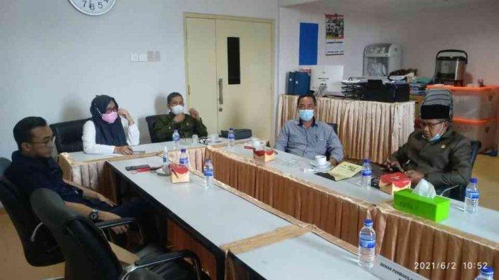 DPRD Siapkan Perda Inisiatif, Melatarbelakangi Keprihatinan Pangan di Kota Jambi