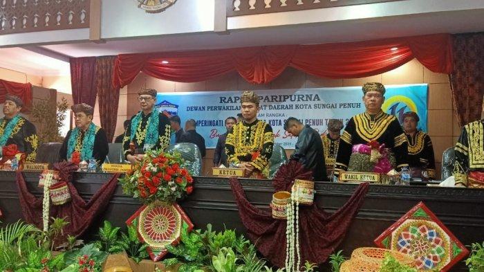 Heboh, Anggota DPRD Sungai Penuh Sebut Pindah ke Provinsi Sumbar di HUT ke 11 Kota Sungai Penuh