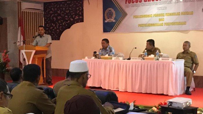 DPRD Tanjabbar Gelar FGC Pra Ranperda Inisiatif, Hendrizal Sebut Perda Harus Harmonis