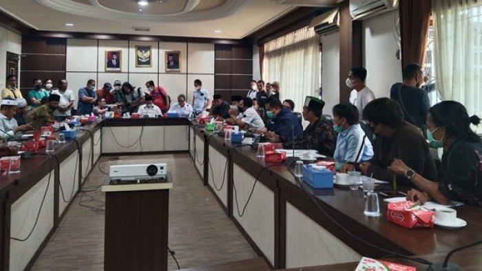 Waka I DPRD Tebo Minta Inspektorat Mengaudit Hasil SPJ Studi Banding Kades