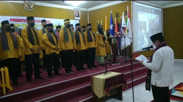 DPW Gebu Minang Jambi Fokus dengan Kemajuan Ekonomi dan Budaya