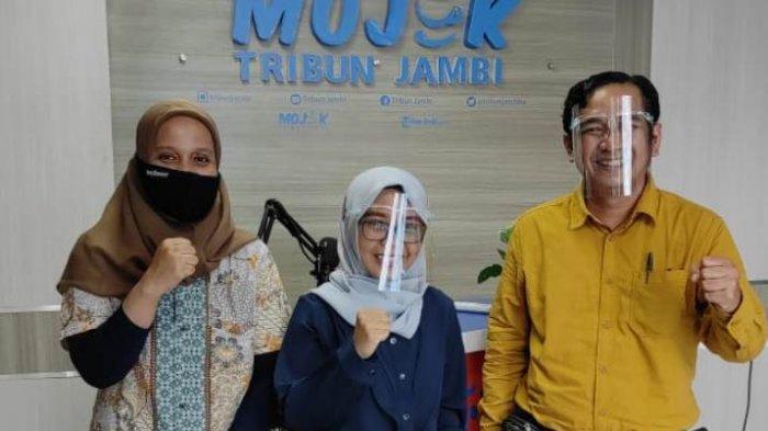 Wawancara Eksklusif Ketua IDI Kota Jambi, Plasma Konvalesen Diterapkan di Jambi? (3)