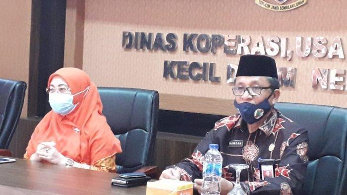 Hamdan Berharap Koperasi di Provinsi Jambi Maju
