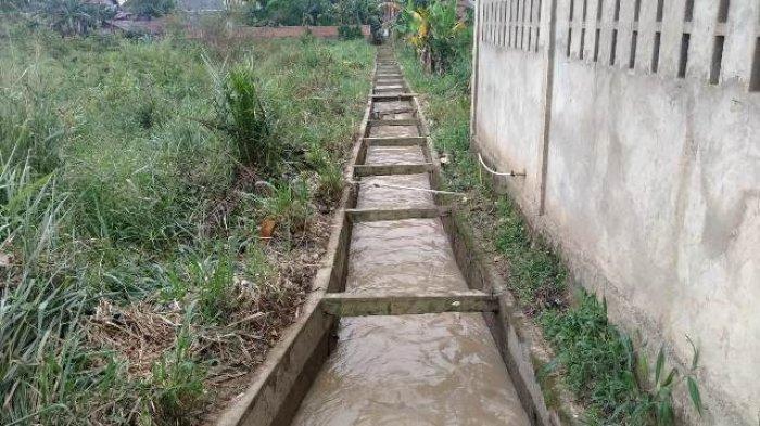 Maret Diprediksi Musim Hujan, Pelebaran Drainase untuk Atasi Intensitas Hujan Tinggi di Kota Jambi
