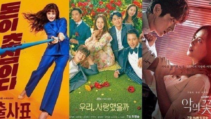 Deretan 9 Drama Korea Terbaik yang Tayang di Bulan Juli 2020, Memorials hingga Flower of Evil.