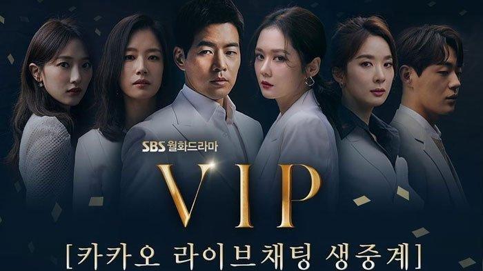 Spoiler Drama Korea VIP Episode 7 Tayang di TransTV , Kecurigaan pada Song Mi-na Semakin Membesar