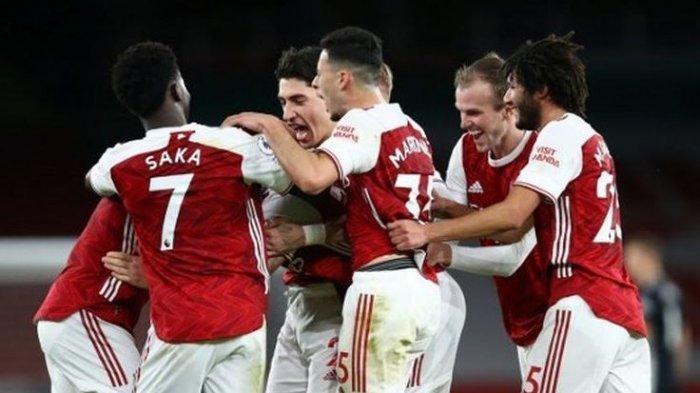 Jangan lewatkan! LIve Streaming Brighton vs Arsenal, Perjuangan The Gunners di Ambang Degradasi