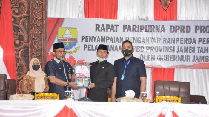 Pendapatan Daerah Provinsi Jambi TA 2019 Lampaui Target
