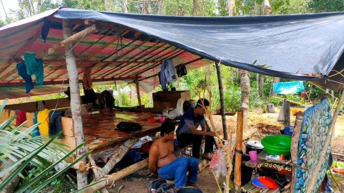 Dua Minggu Ngebor Minyak Ilegal di Batanghari, Tiga Orang Dibekuk Polsek Maro Sebo Ilir