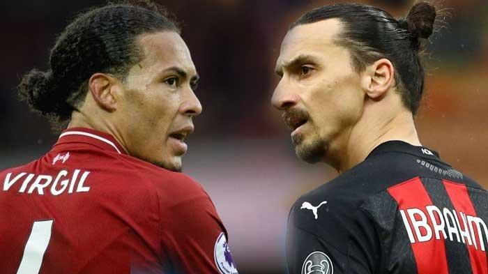 INILAH 5 Duel Pemain Paling Diwaspadai di Laga Liverpool vs AC Milan di Liga Champions