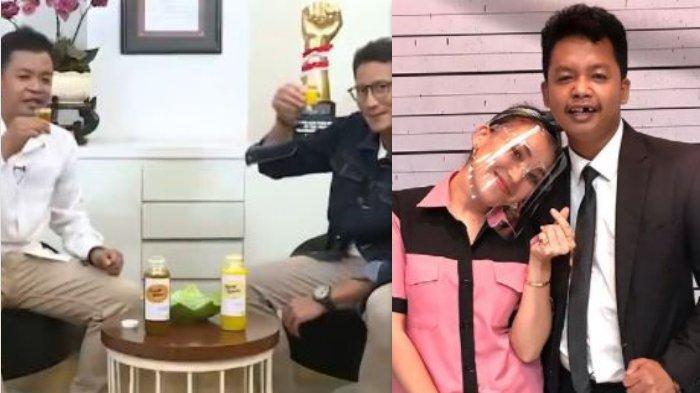 Siapa Sebenarnya Dustin Tiffani, Nekat Pepet Ayu Ting Ting hingga Unggah Foto Berdua: Saya Kepincut