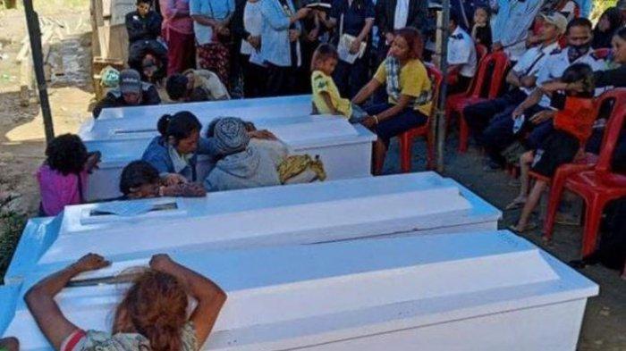Kronologi 4 Jemaat Gereja Korban Keganasan Teroris di Sigi Sulteng, Kelompok Ali Kalora Mulai Diburu