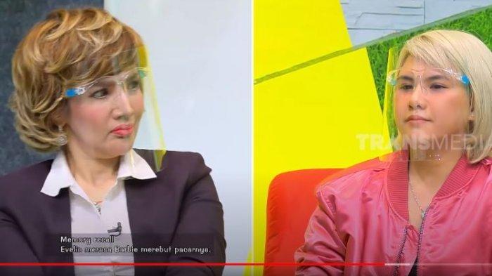 Ngaku Indigo Barbie Kumalasari Ramal Asmaranya Evelyn Nada Anjani: Kayak Ingin Jerumusin Orang!