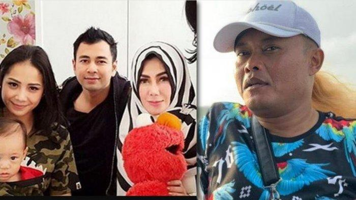 Spontan Raffi Ahmad Jodohkan Sule dengan Mama Amy, Mendadak Nagita Slavina Panggil 'Ayah Sule'