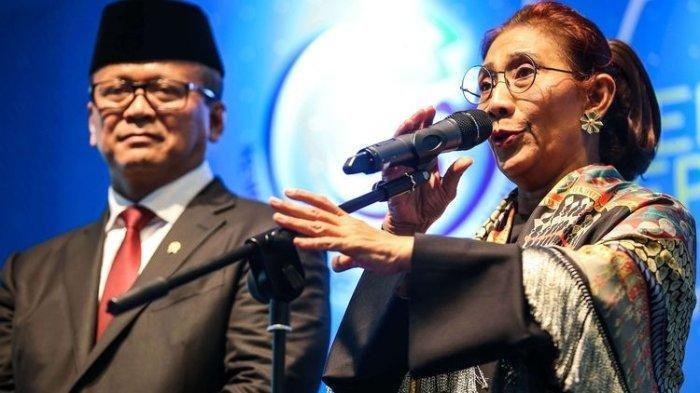 Lagi Ramai, Susi Pudjiastuti Diminta Kembali Jadi Menteri KKP Gantikan Edhy Prabowo Ditangkap KPK