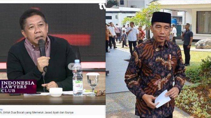 Effendi Gazali Ungkap Sosok Menteri yang Bisa Ancam Pencapaian Jokowi, Singgung Piala Dunia U20 2021