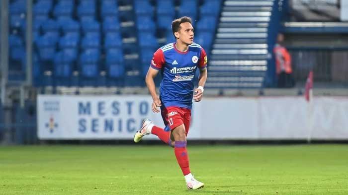 FK Senica Lawan Trencin, Egy Maulana Akan Jadi Starter dan Eksekutor Tendangan Bebas