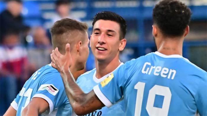 Egy Maulana Vikri Main Babak II, FK Senica Kalah Telak dari Juara Bertahan Liga Slovakia