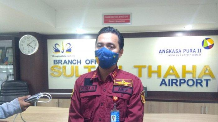 Prosedur Keberangkatan dari Bandara Sultan Thaha Jambi Masih Sama Pasca PSBB Jakarta