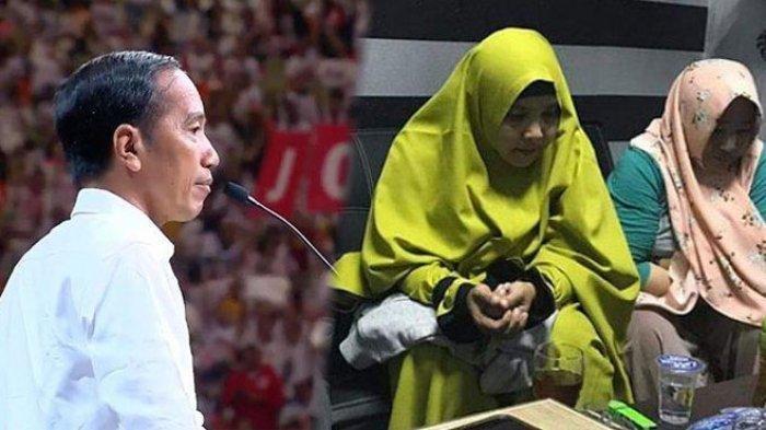 Update Kasus Video Viral Tiga Emak-emak Mengajak Tidak Pilih Jokowi, Begini Nasib Mereka Sekarang