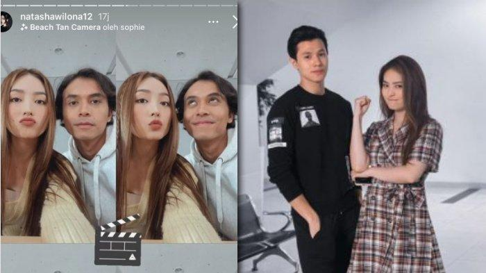 Nasib Emeraldy Rafael Posting Foto Berdua Dengannya, Natasha Wilona Malah Selfie dengan Pria Lain