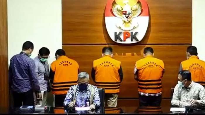 Ini Jumlah Uang Suap yang Diterima 4 Eks Anggota DPRD Jambi, Kini Ditahan KPK