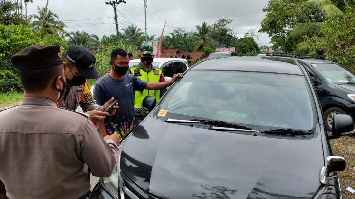 Sebanyak 464 Kendaraan Diputar Balik Selama Operasi Ketupat Polda Jambi