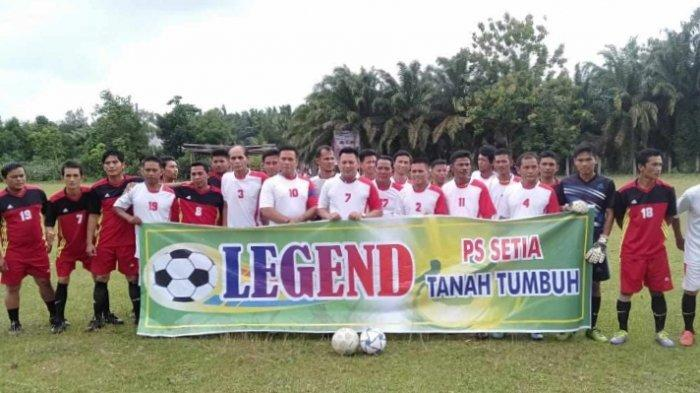Di Tanah Tumbuh, Dr Erick Nostalgia Main Bola Bersama PS Setia Legend