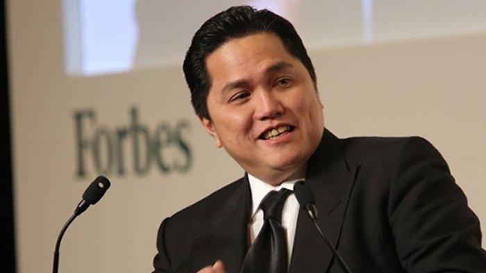 Terungkap Alasan Sebenarnya Erick Thohir Menolak Jadi Menpora di Kabinet Jokowi Jilid II