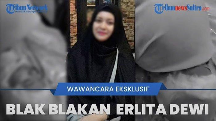 Erlita Dewi Kaget Lihat Jenazah Anak Masih Berdarah, Kisah Pimpinan Bank Direbut Pelakor