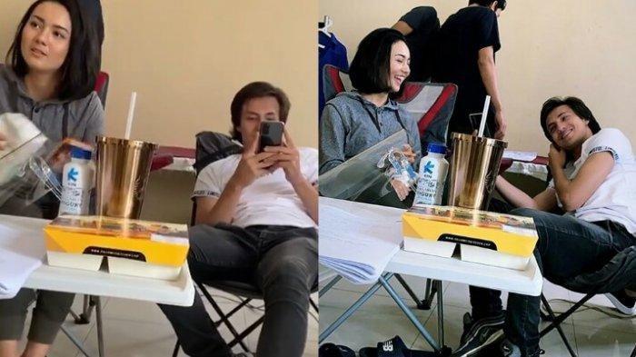 Kepergok PDKT Sama Dylan Carr, Ersya Aurelia Juga Ngaku Naksir Rangga Azof, Nampak Jelas Beri Kode