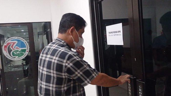 Mantan Sekda Jambi Erwan Malik Kembali Diperiksa Lagi Terkait Kasus Suap RAPBD