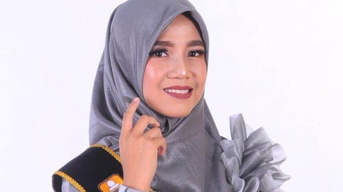 Etika Fahleni Pemenang Supik Pra Hijab 2021, Jadi Role Model Tetap Lestarikan Kearifan Lokal Jambi
